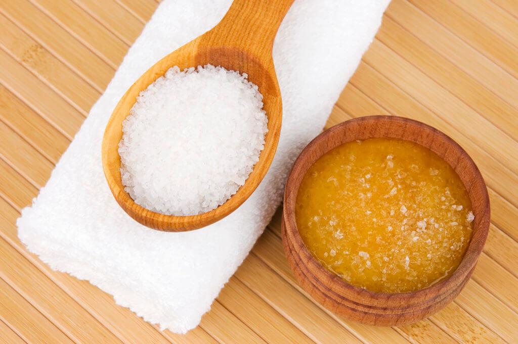 sucre et citron pour enlever les poils des aisselles