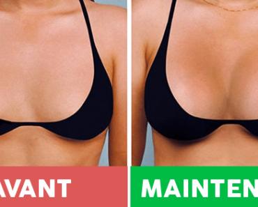Comment faire grossir ses seins naturellement